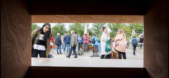 PSSST te gast bij Theater op de Markt 2016  | van 11 t/m 14 augustus 2016 te Hasselt
